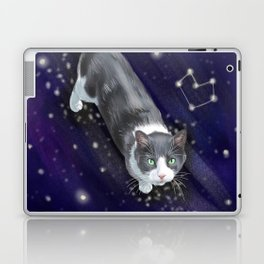Starry Cat Laptop & iPad Skin