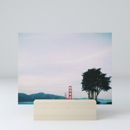 Golden Gate, San Francisco Mini Art Print