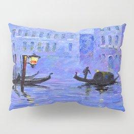 Lilac Night Pillow Sham