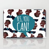 obama iPad Cases featuring OBAMA by artic