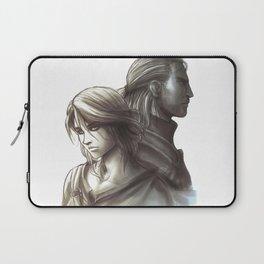 The Witcher 3 - Ciri / Geralt Artwork Laptop Sleeve