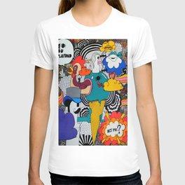 1 Araignée Au Plafond T-shirt