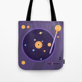 Analog System Tote Bag