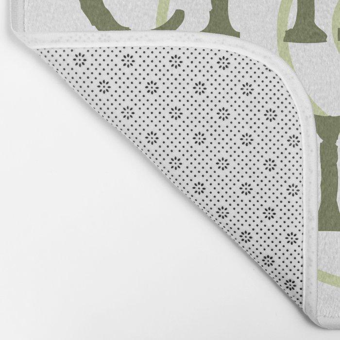 ChaosLife: The Print Bath Mat