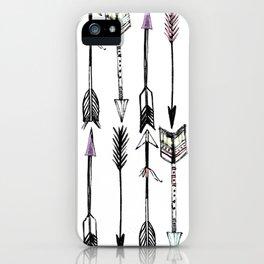 Arrows & more arrows iPhone Case