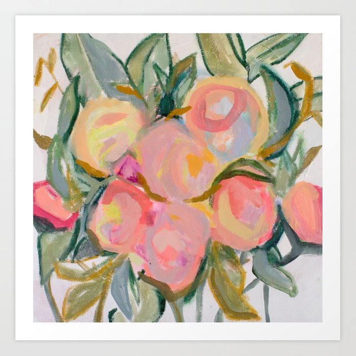 Bloom No. 6 Art Print