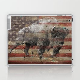 American Bison 2 Laptop & iPad Skin