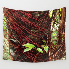 Intertwined Wall Tapestry