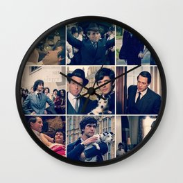 A very English Scandal Wall Clock