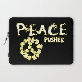 Peace Pusher Laptop Sleeve