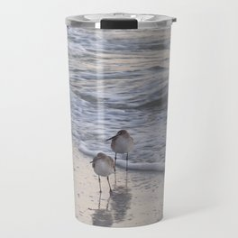 Sandpipers  Travel Mug