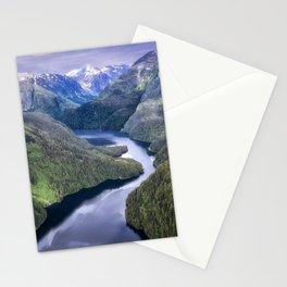 Misty Fiords 2 Stationery Cards
