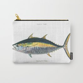Tunas poster Carry-All Pouch