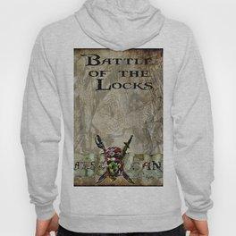 Battle of the locks bywhacky Hoody