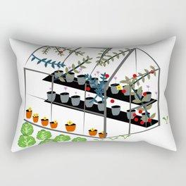 Greenhouse Rectangular Pillow