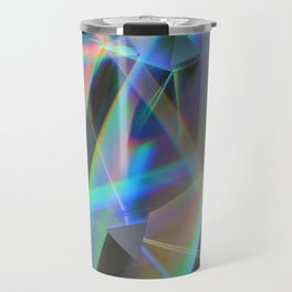 Diffracted Dreams Travel Mug