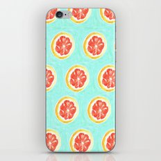 Grapefruit II iPhone & iPod Skin