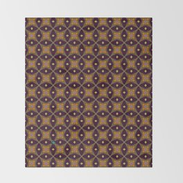 You're Kilim Me 2 Throw Blanket