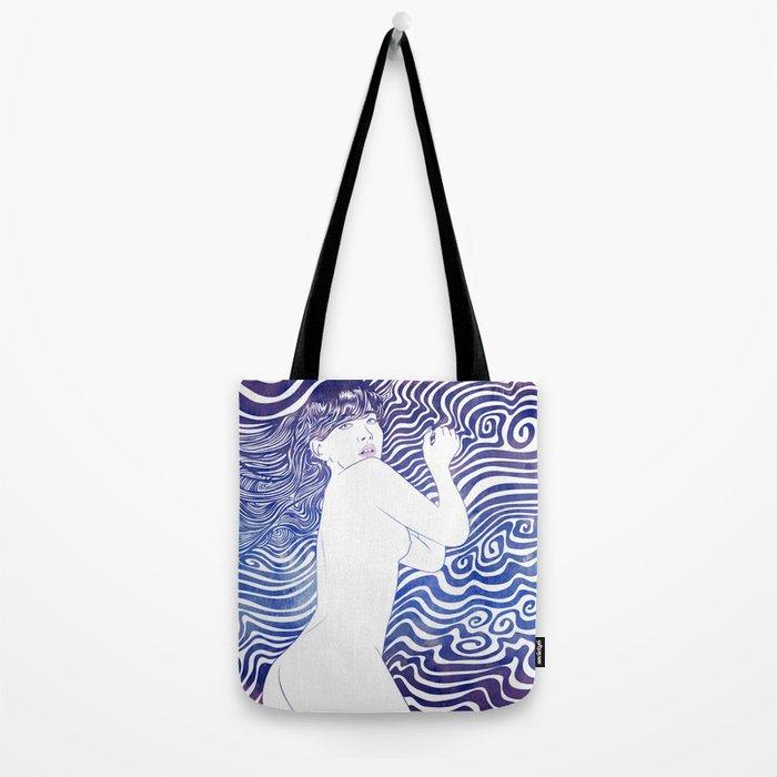 Water Nymph XXIV Tote Bag