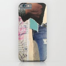 Ripped Jeans Slim Case iPhone 6s
