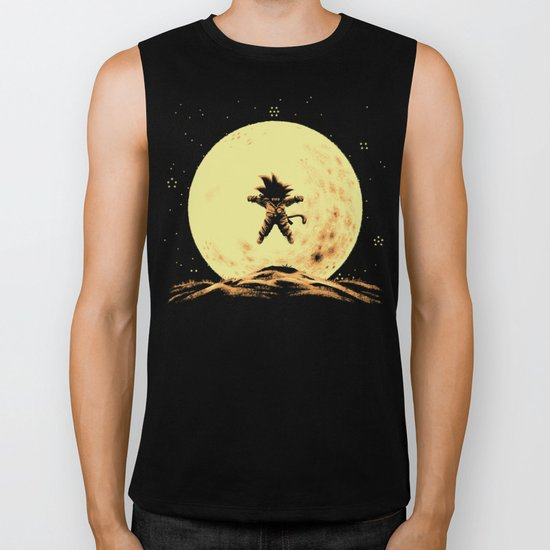 Full Moon Biker Tank