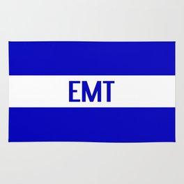 EMT: The Thin White Line Rug