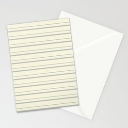 Benjamin Moore 2019 Color of the Year 2019 Metropolitan Light Gray on Lemon Chiffon Pale Pastel Yell Stationery Cards