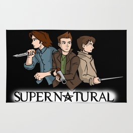 Supernatural Rug