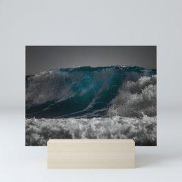 Sachuest Beach (Second Beach), Newport, Rhode Island Mini Art Print