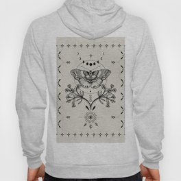 Magical Moth Hoody