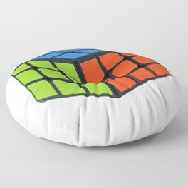Colorful Cube Floor Pillow
