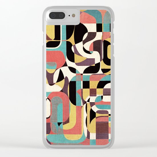 Nest of Snakes Clear iPhone Case