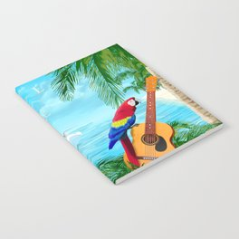 Tropical Travels Notebook