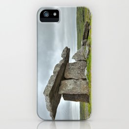 Poulnabrone Dolmen iPhone Case