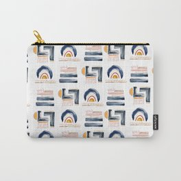 Mini Abstract Series I Carry-All Pouch