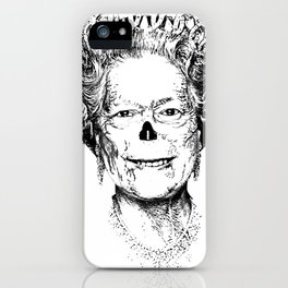 The Warming Dead! The Queen. iPhone Case