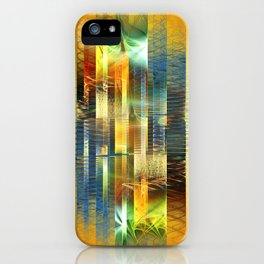 Tropical Bliss iPhone Case