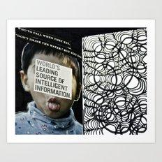 World's Leading Source Art Print
