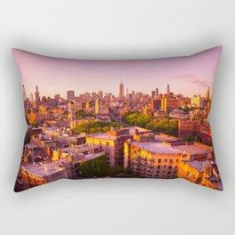 New York, I Love You (West Village Edition) Rectangular Pillow