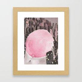 Dream-land Framed Art Print