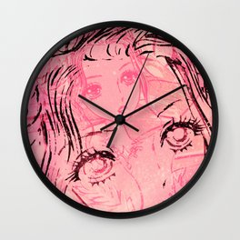 LEDA / FACE Wall Clock