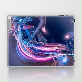 Tokyo Neon Night Light Laptop & iPad Skin