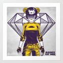 7 inch series: Björk - Army of me by gimetzco