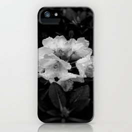 Standing Alone  iPhone Case