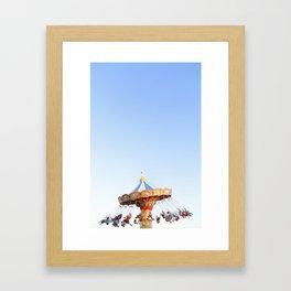 Santa Cruz Boardwalk Series 7 Framed Art Print