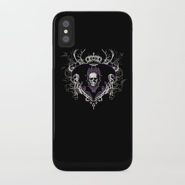 Aurelio Voltaire Crest iPhone Case