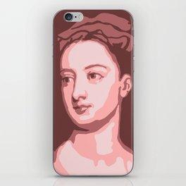Lady Mary Wortley Montagu iPhone Skin
