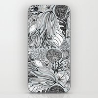 marina iPhone & iPod Skins featuring Marina by Anchobee