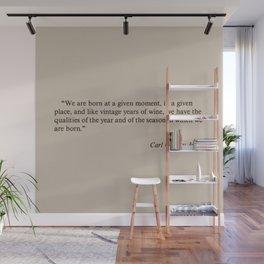 Carl Gustav Jung Wall Mural