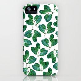 Lemon Leaf #society6 #decor #buyart iPhone Case